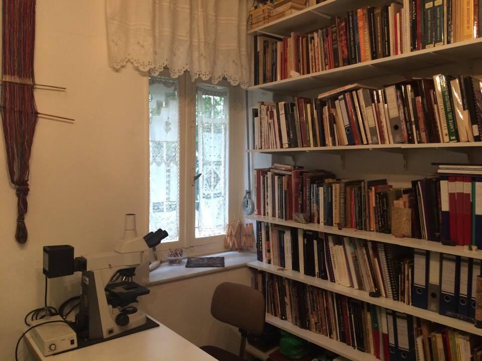 Άποψη 2 της Βιβλιοθήκης του ARTEX.