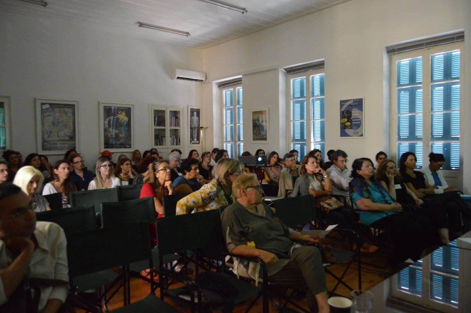 Workshop ARTEX 2016, ICOM Hellenic Committee.