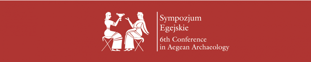 6th Conference on Aegean Archaeology